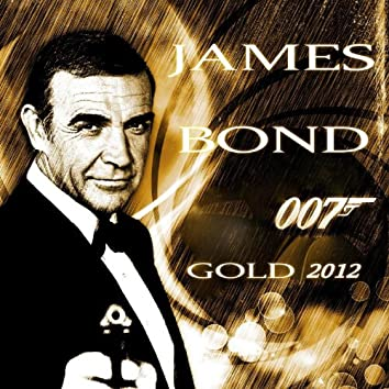 James Bond Gold 2012