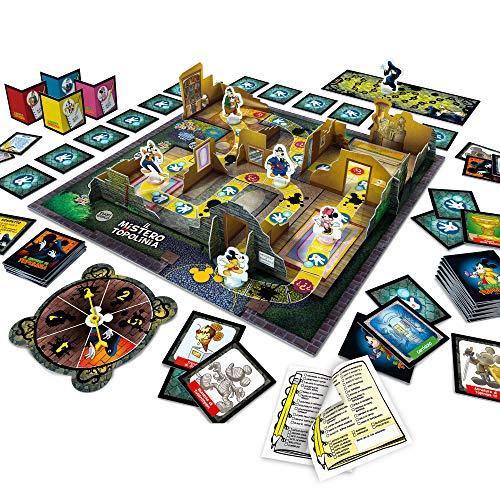 Lisciani Giochi - Il Mistero di Topolinia Gioco per Bambini, 77519