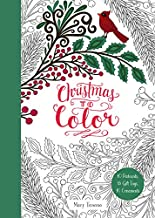Best christmas pages to color for adults Reviews