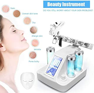 YYLL-Face Multifunction Water Oxygen Small Bubble Dermabrasion Machine, Facial Moisturizing Cleaning Pores Clear Wrinkle Remove Suitable for All Skin Types