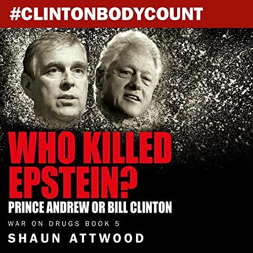 Who Killed Epstein? cover art