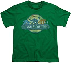Sons of Gotham Land Before Time Retro Logo Youth T-Shirt