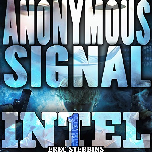 The Anonymous Signal audiobook cover art