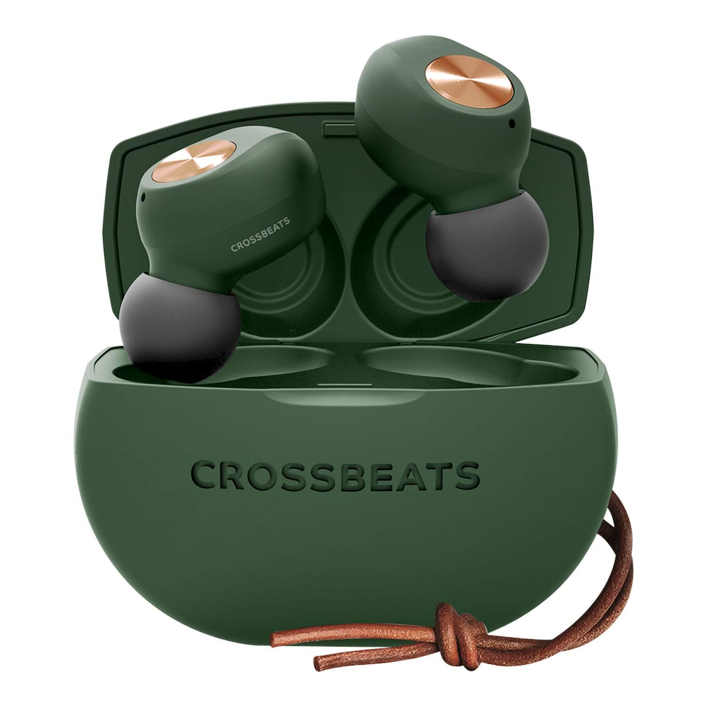 - Up to 80% off CrossBeats Earphones & Wearables