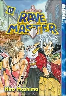 Rave Master Volume 11 by Mashima Hiro (October 05,2004)