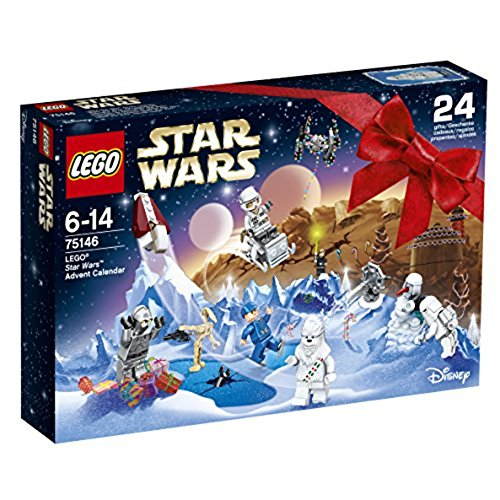 LEGO- Duplo Calendario dell'Avvento Minifigure, Battle Droid, Colore Vari, 75146