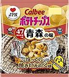 カルビー ポテトチップス 焼きにんにく味 55g ×12袋