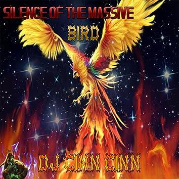 Silence of the massive bird