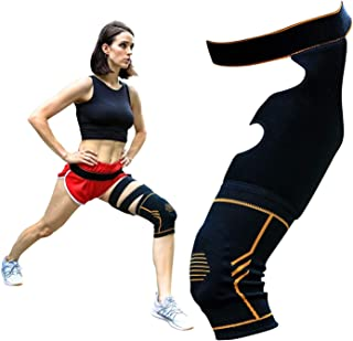 knee separator with strap