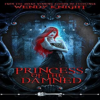 Princess of the Damned cover art