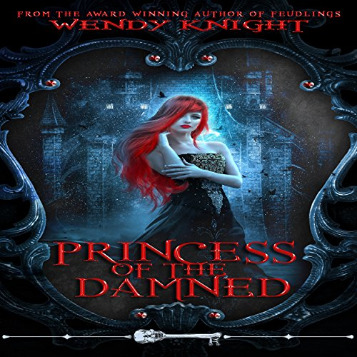 Princess of the Damned audiobook cover art