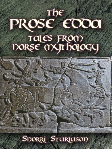 The Prose Edda: Tales from Norse Mythology (Dover Value Editions) (English Edition)