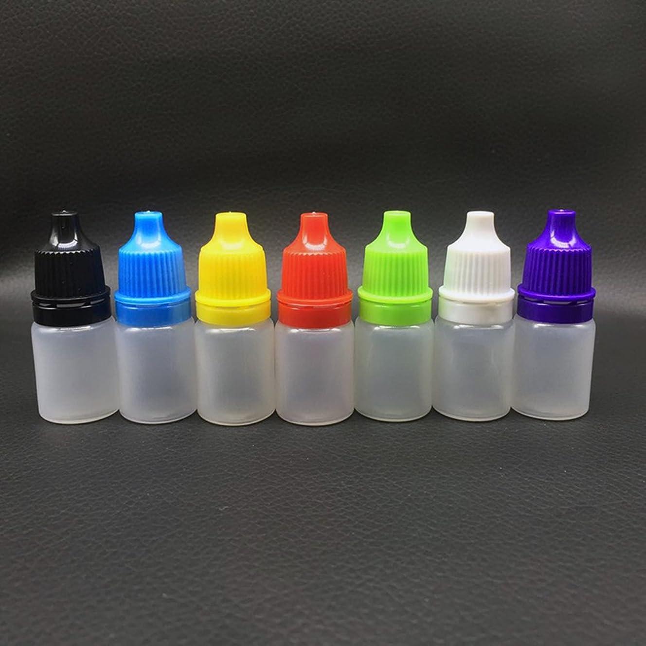 融合エキサイティングオセアニアBETTER YOU (ベター ュー) 目薬 空き瓶 プラスチック 使いやすい コスメ用詰替え容器 ランダム配送 5個入れ (5ml)