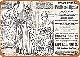 Yohoba 1889 Hal'S Bazar DSS - Letrero de Metal (30,5 x 45,7 cm)