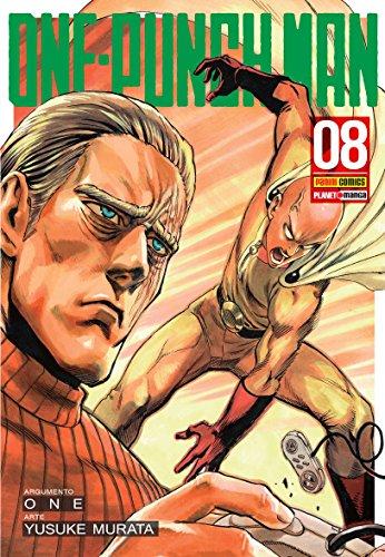 One-Punch Man Vol. 08