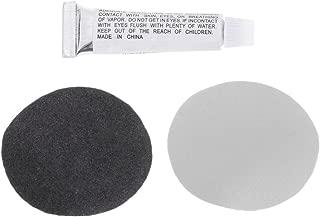 CAOREN 1pcs PVC Inflating Air Bed Boat Sofa Repair Kit Patches Glue for Air Mattress