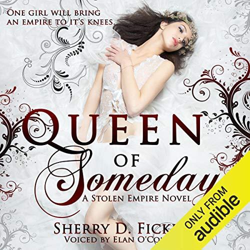 Queen of Someday audiobook cover art