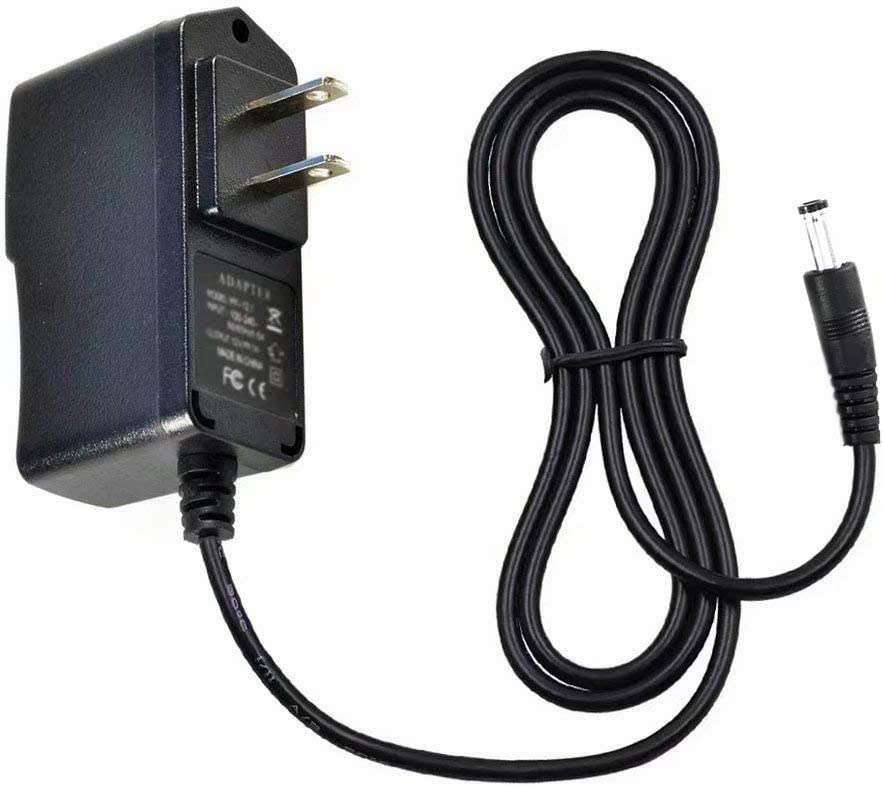(Taelectric) US Plug AC/DC 9V 700mA 0.7A Power Supply Adapter Wall Charger 5.5x2.1mm