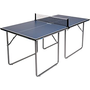 JOOLA Tischtennistisch Tischtennis Freizeittisch Inklusive Tischtennisnetz 22 KG, blau, one size