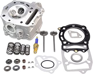 GOOFIT Cylinder Kit for Honda Elite CH250 Helix CN250 Baja Hammerhead Roketa Zongshen Chinese Water Cooled 250cc ATV Dirt Bike