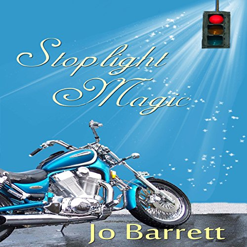 Stoplight Magic audiobook cover art