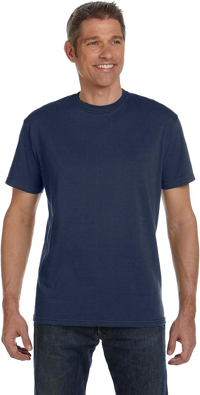 econscious Men's 100% Organic Cotton Short Sleeve Tee