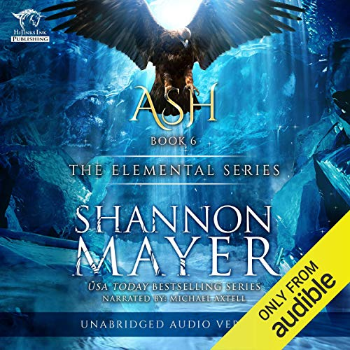 Ash Audiobook By Shannon Mayer cover art