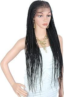 Best lemonade braids lace front wig Reviews