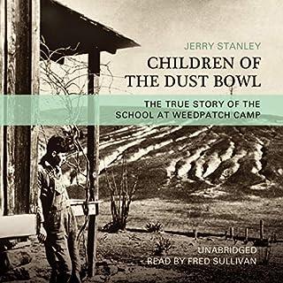 Children of the Dust Bowl audiobook cover art