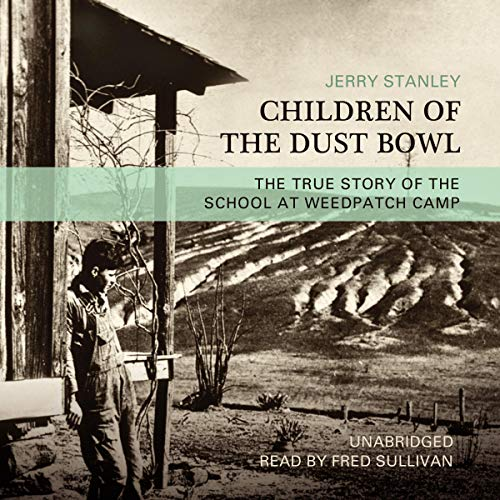 Children of the Dust Bowl audiobook cover art