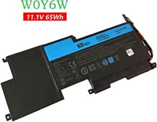 BOWEIRUI Replacement Laptop Battery for Dell W0Y6W (11.1V 65Wh 5700mAh) XPS 15 XPS L521X XPS 15-L521X XPS15-3828 Series Notebook WOY6W 3NPC0 03NPC0 CN-03NPC0 9F233 09F233 9F2JJ 09F2JJ