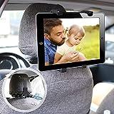 ieGeek Supporto Tablet poggiatesta Auto, Supporto Tablet Auto per, Rotazione di 360° pogg...