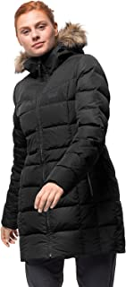 Jack Wolfskin Women's Baffin Island Windproof Down Puffer Jacket