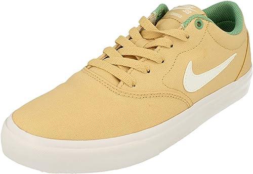 Nike SB Charge Canvas, Chaussures de Skateboard Mixte, 41_EU