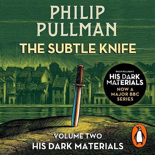 The Subtle Knife cover art