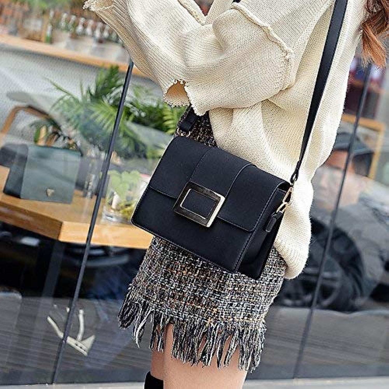 Frauen Frauen Frauen Rucksack Einzelne Umhängetasche Umhängetasche Frauentasche Lady Outdoor-Tagesrucksack (Farbe   schwarz) B07PCQDTWT   Genial  a00a46