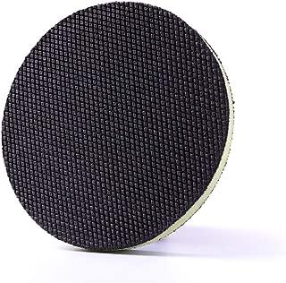 "SGCB Pro Clay Bar Pad, 6"" Fine Grade DA Polisher Clay Disc Foam Pad Pneumatic Clay Polishing Pad Applicator Detailing Autoscrub Pad Surface Prep for Car Detailing Novel Detailing Tool Detailing"