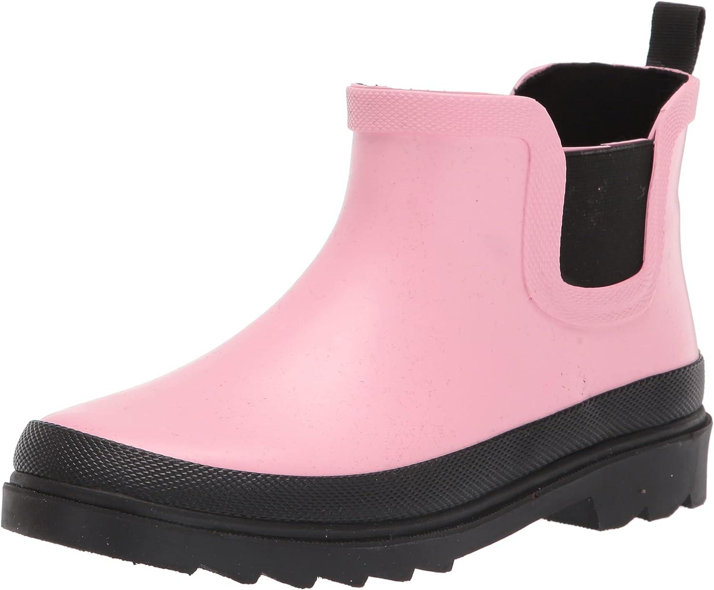 Western Chief Same day shipping Unisex-Child Waterproof Austin Mall Chelsea Rain Boot