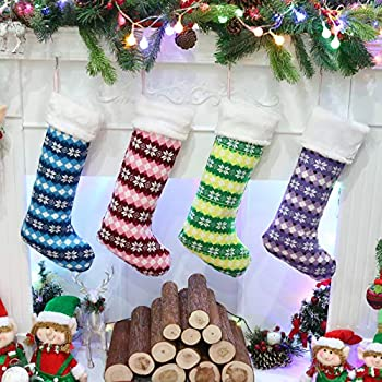 Best christmas stockings blue Reviews