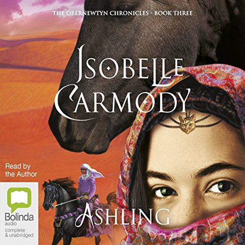 Ashling audiobook cover art