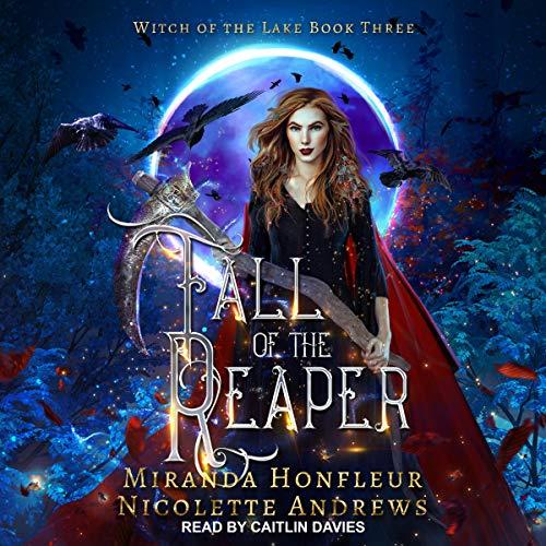 Fall of the Reaper Audiobook By Miranda Honfleur, Nicolette Andrews cover art