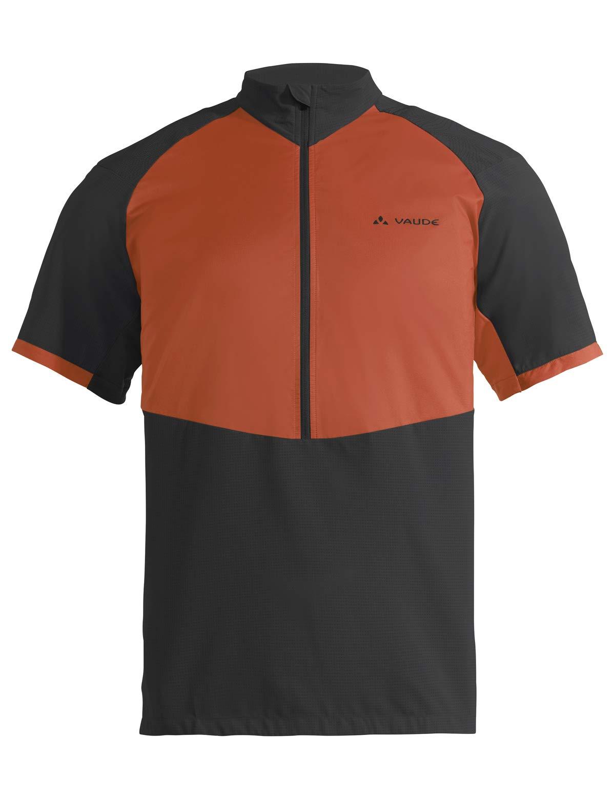VAUDE Herren eMoab Shirt, paprika, 48, 414329605200