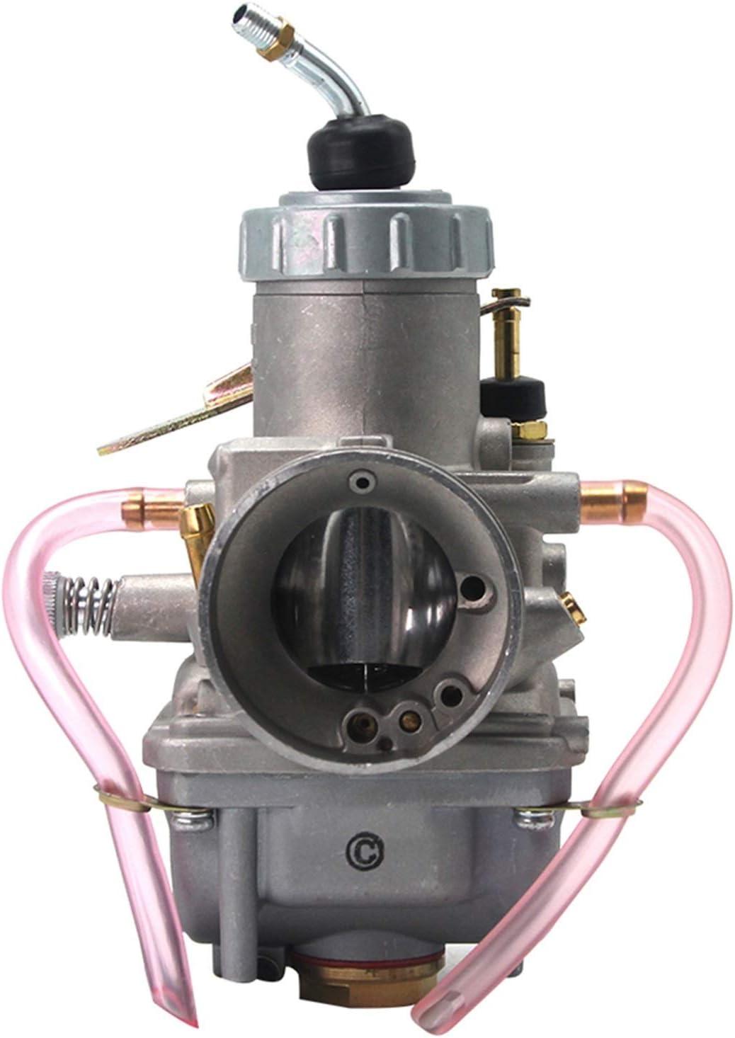 BJJXTD Carburetor Round Slide 2021new shipping free VM Series VM28 Award-winning store Manual 32mm Damper