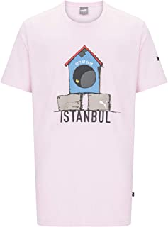 "PUMA ISTANBUL COLLECTION""CITY OF CATS"" T-Shirt"