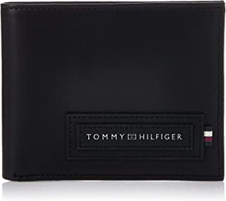 Tommy Hilfiger Modern Mini CC Wallet, Black, AM0AM06006