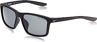 Nike CW4640-010 Valiant P Sunglasses Matte Black Frame Color, Grey Polarized Lens Tint