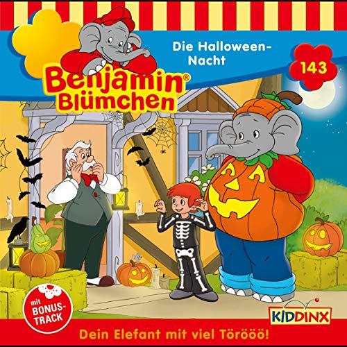 Die Halloween-Nacht: Benjamin Blümchen 143