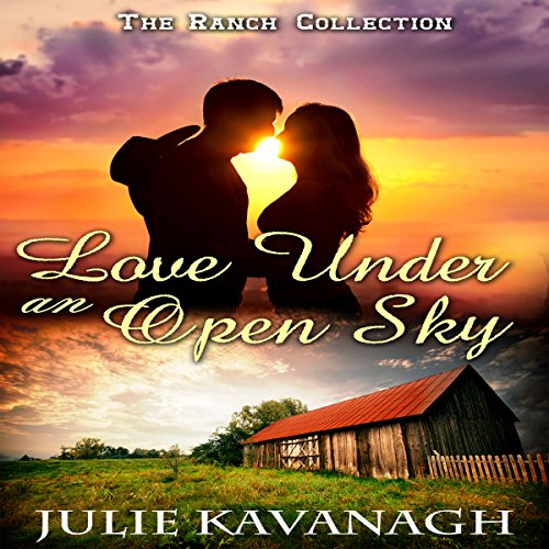 Love Under an Open Sky     The Montana Ranch Series, Book 5              By:                                                                                                                                 Julie Kavanagh                               Narrated by:                                                                                                                                 Christy Williamson                      Length: 1 hr and 8 mins     8 ratings     Overall 2.5