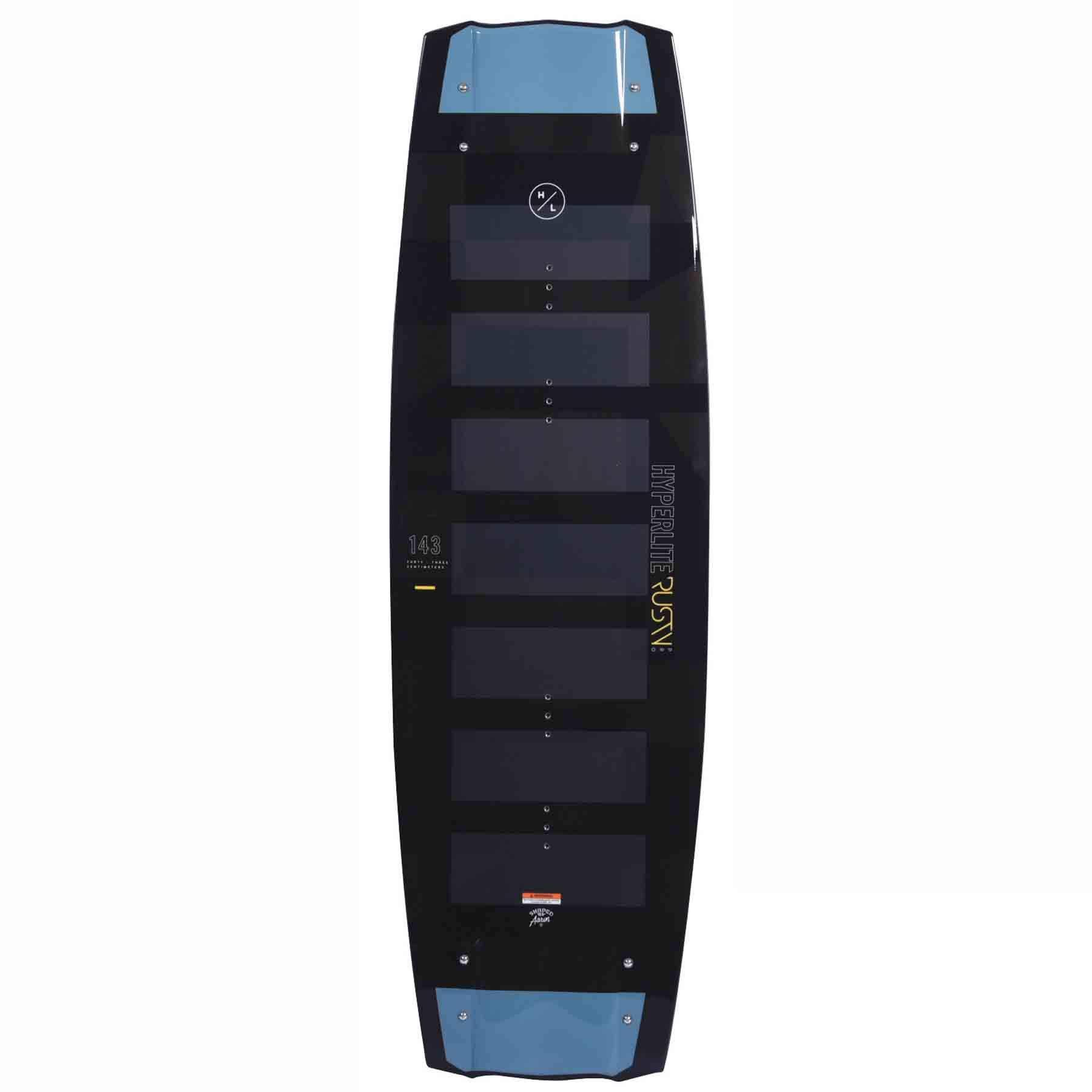 Hyperlite 2020 Rusty Pro Wakeboard 143
