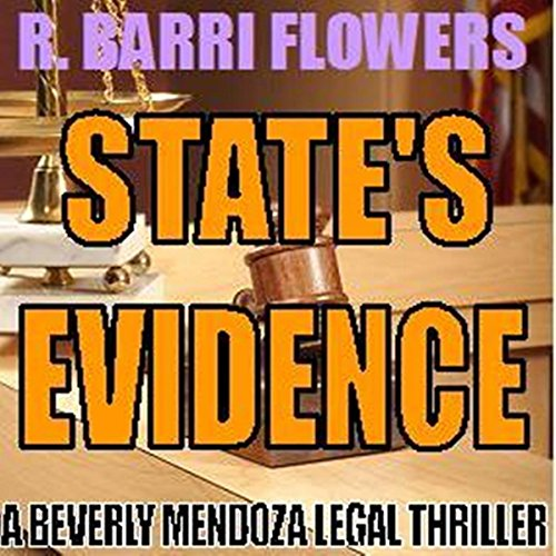 State's Evidence audiobook cover art